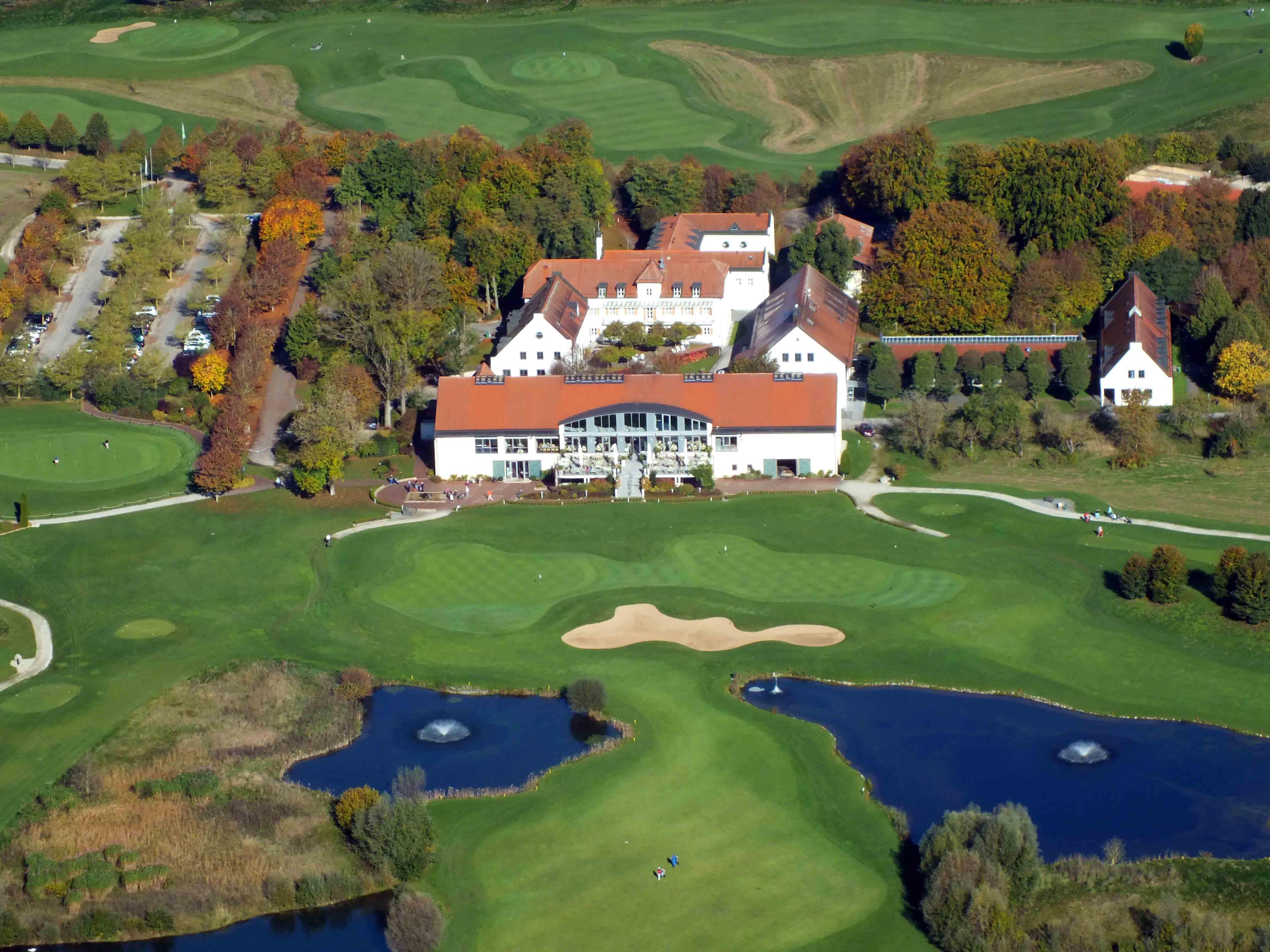 Golfpark Gut Häusern / Münchner Golf Eschenried - ALPENmag