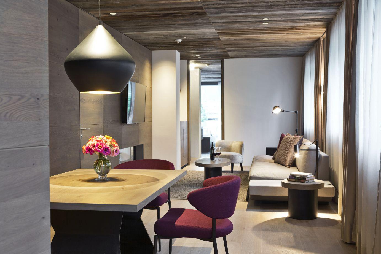 Die Heaven Penthouse Suite im ElisabethHotel