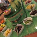 Obst-Buffet