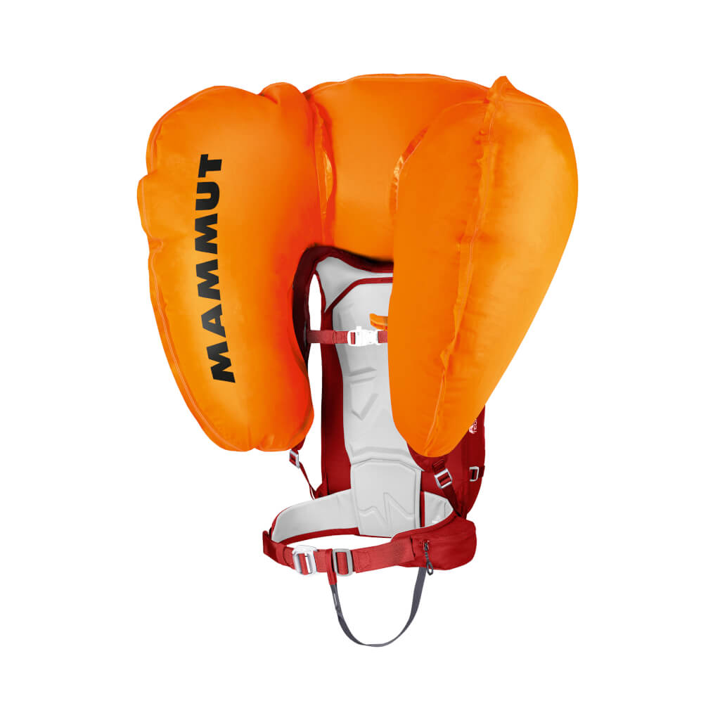 Ride Protection Airbag 3.0. (PPR/Mammut)