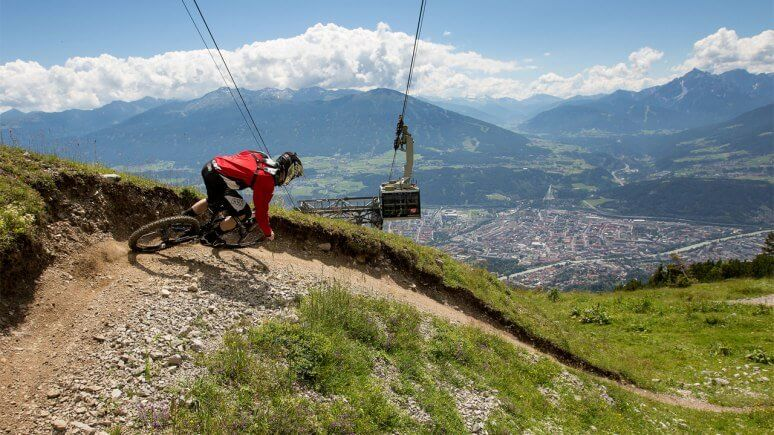 Innsbruck single trail